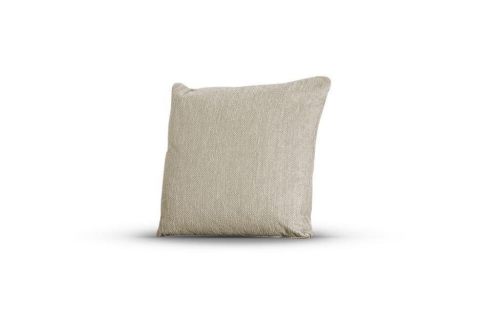 """Alpha Beige 24"""" Accent Pillow"""