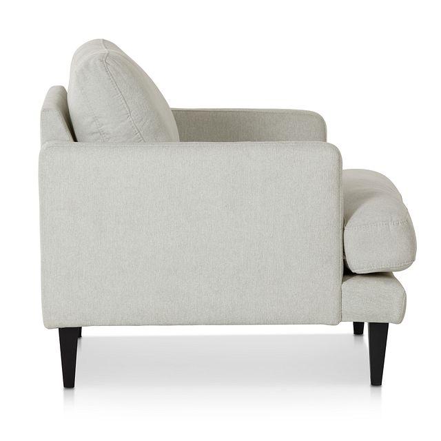 Fremont Light Beige Fabric Chair (1)