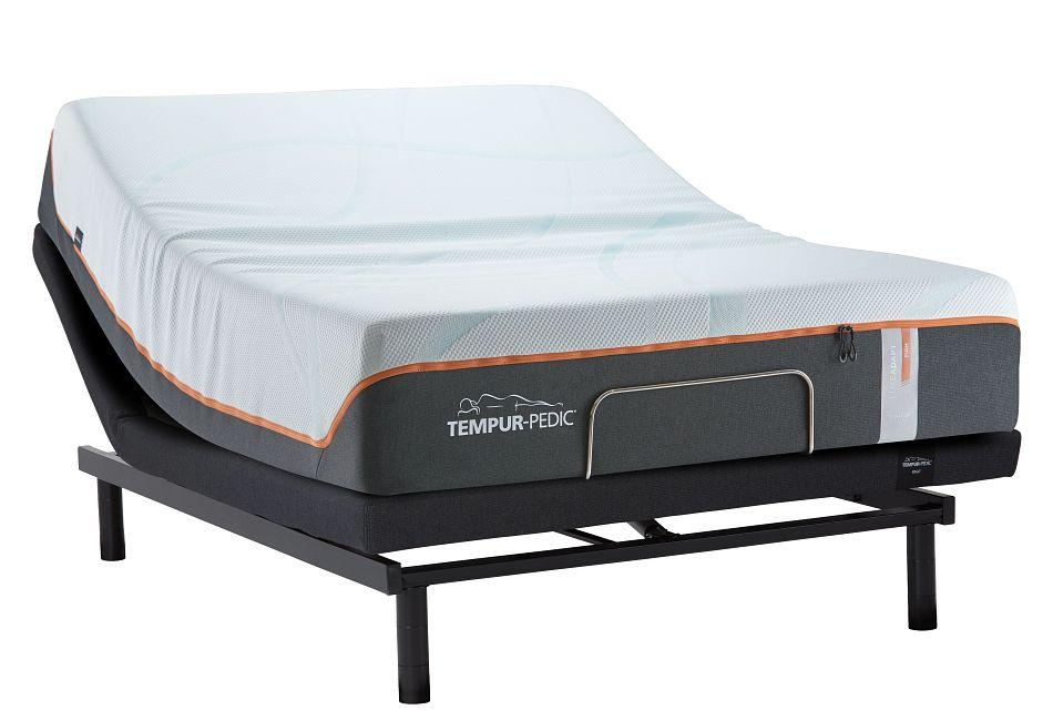Tempur-luxe Adapt Firm Ergo Adjustable Mattress Set