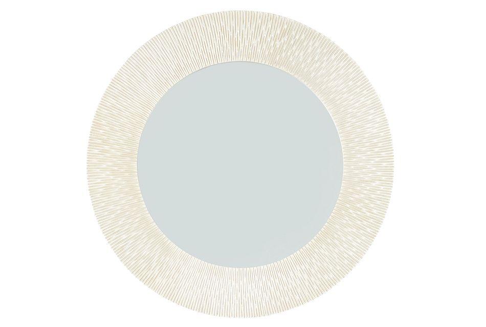 Kenji Silver Mirror