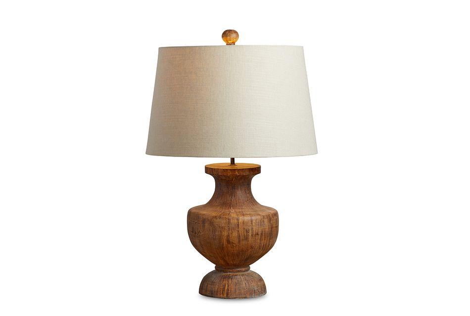 Stella Brown  Table Lamp,  (3)