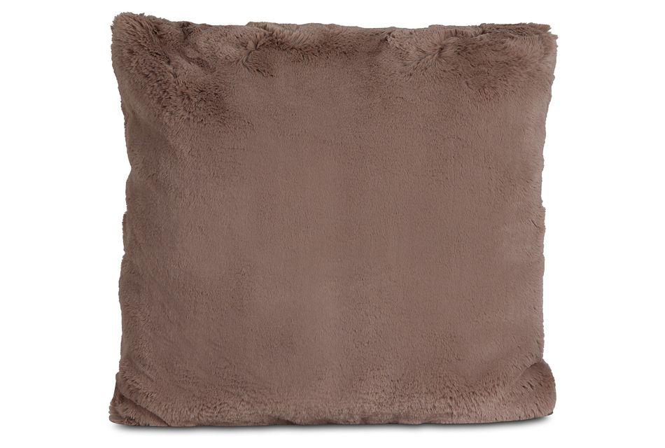 """Kaycee Dark Pink 24"""" Accent Pillow"""
