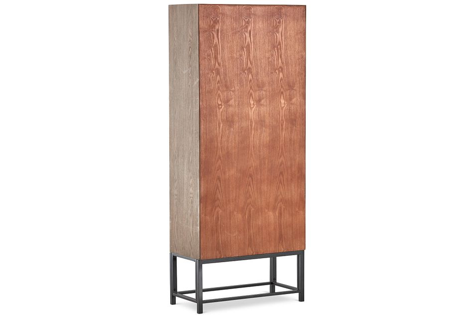 Olympia Light Tone Tall Cabinet
