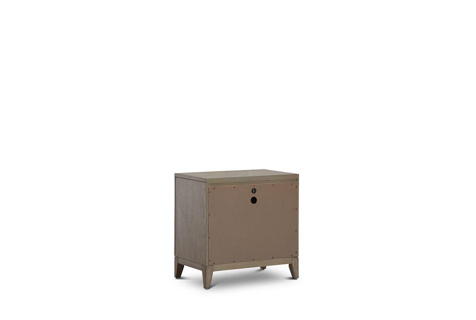 Sedona Gray Drawer Nightstand