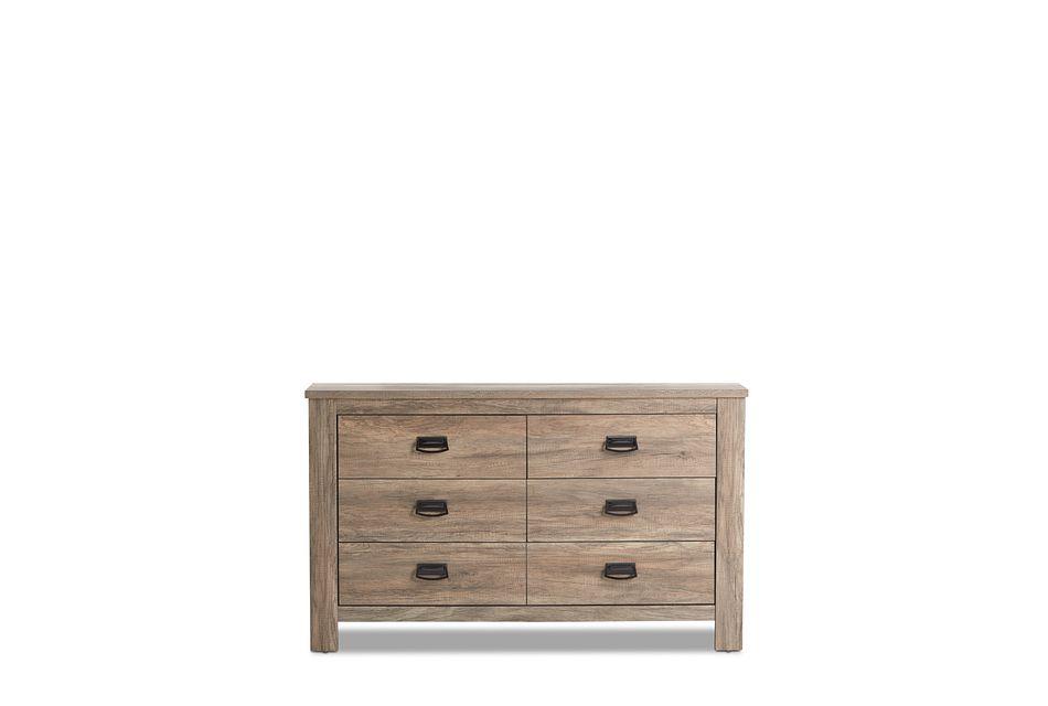 Shelton Light Tone  Dresser