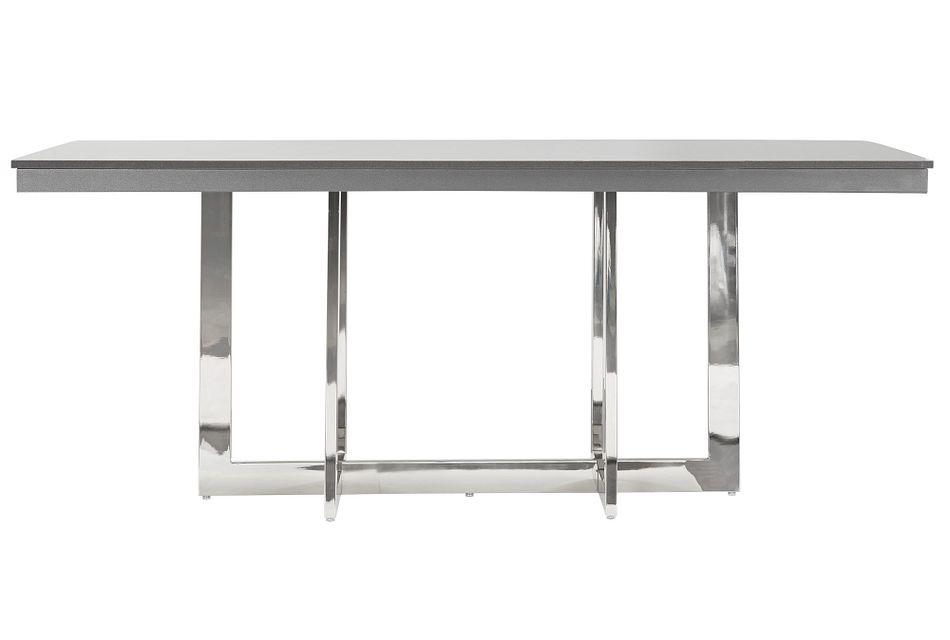 Cortina Gray Rectangular Table