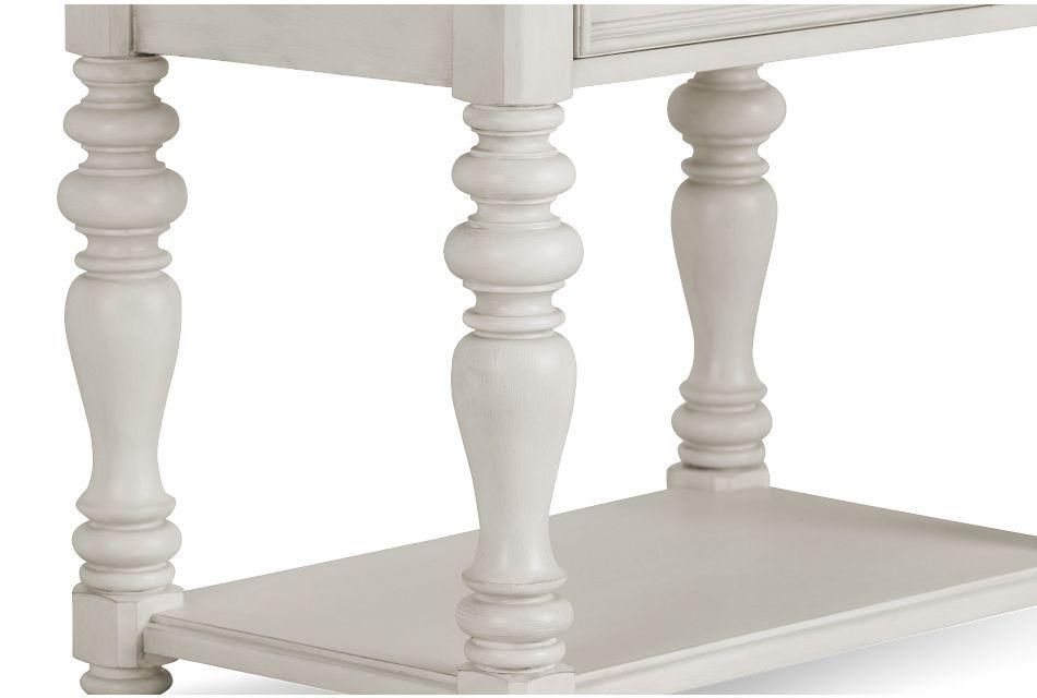 Savannah Ivory 1-drawer Nightstand