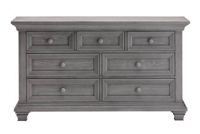 Westport Light Gray Dresser (0)