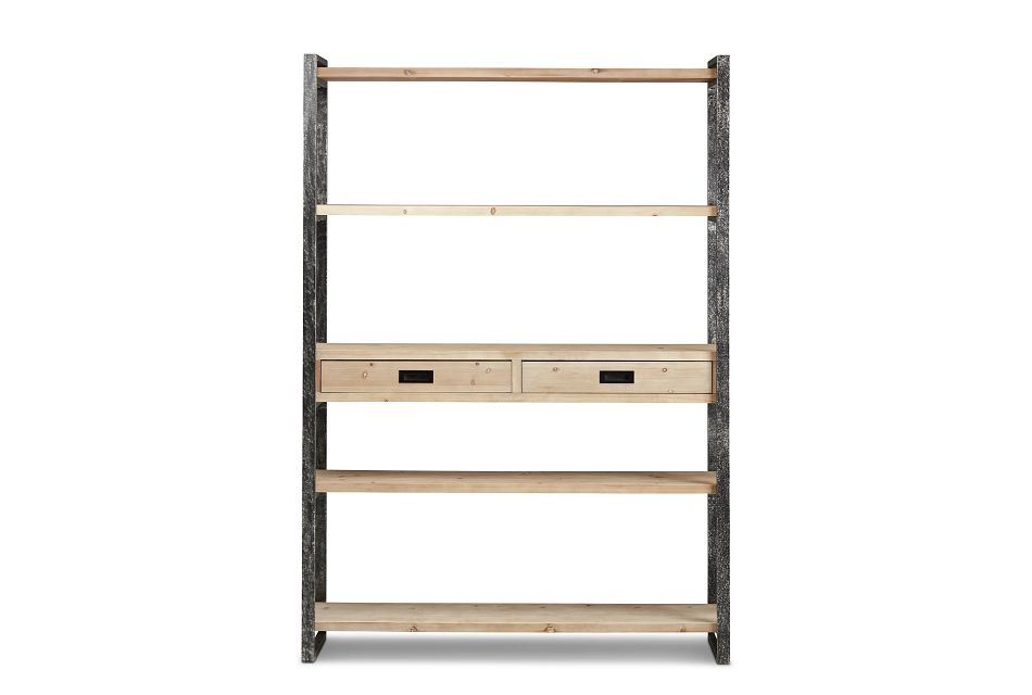 Taylor Light Tone  Bookcase