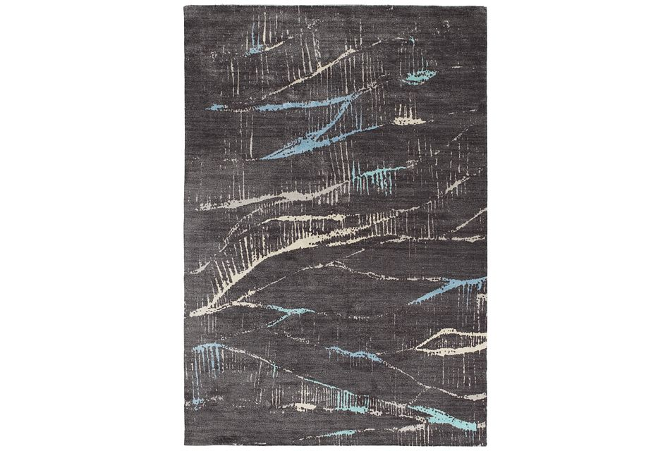 Lily Multicolored 5x8 Area Rug