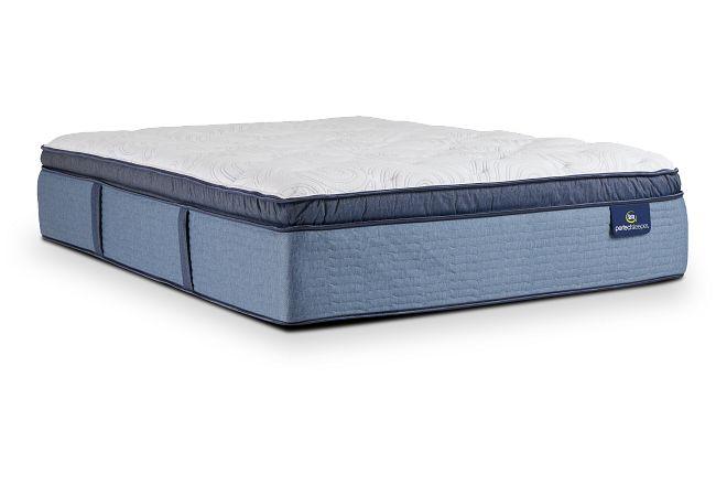 Admiral Twilight Plush Pillow Top Mattress