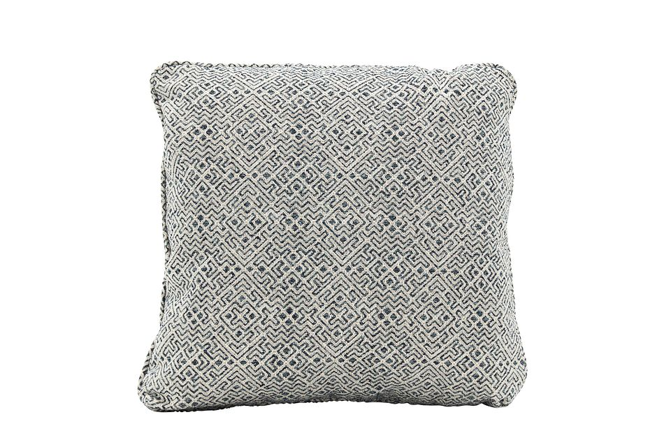 Adriana Teal Down Accent Pillow