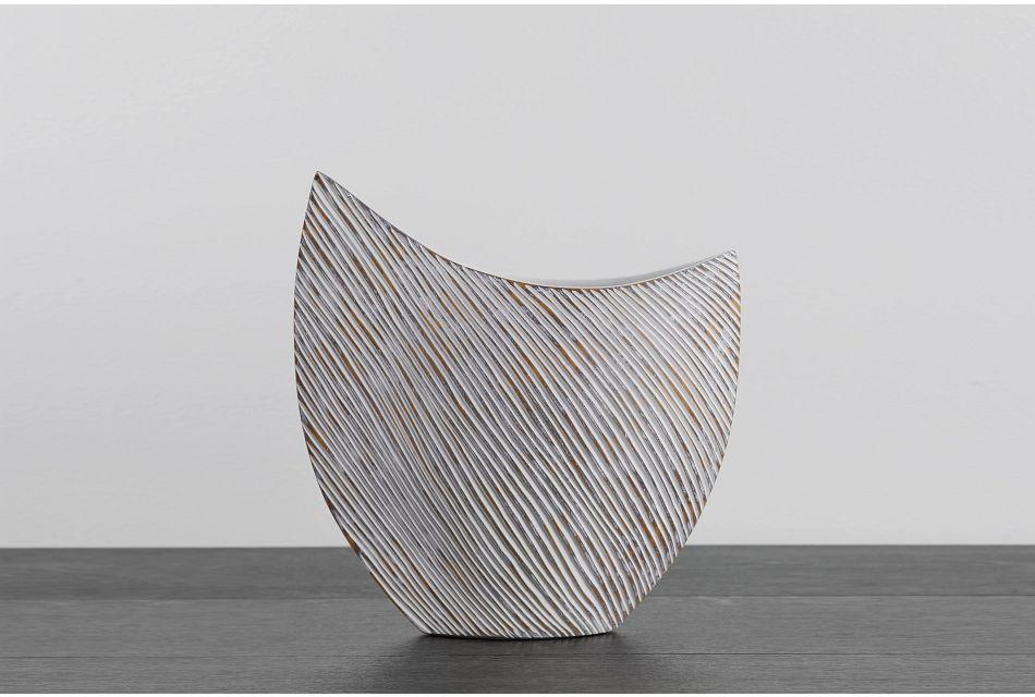 Cray Gray Vase