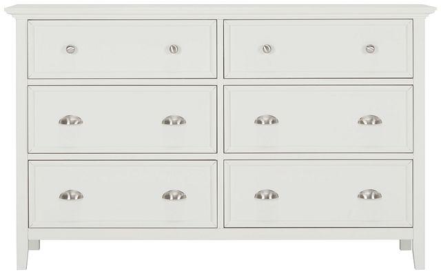 Spencer White Dresser (0)