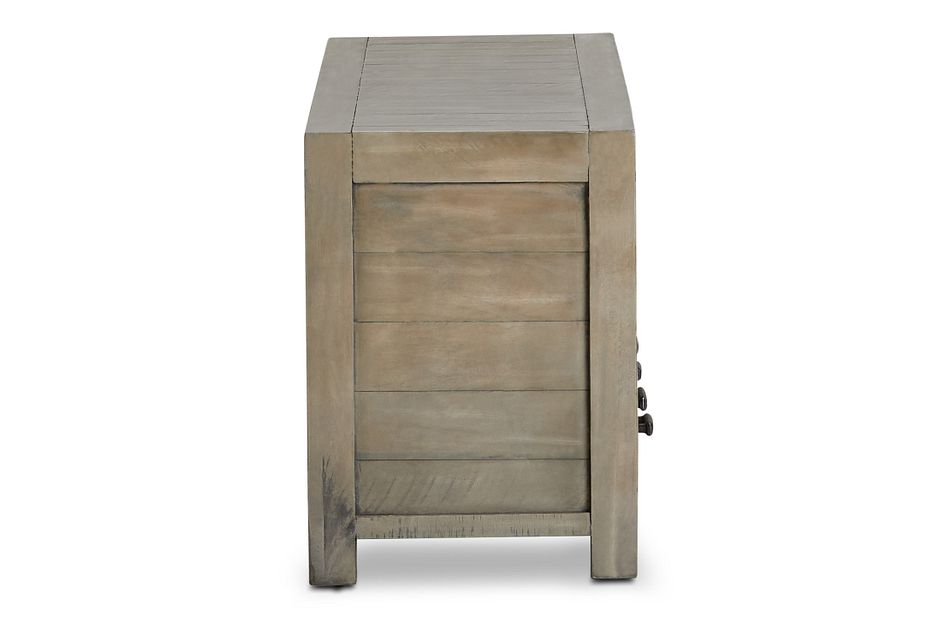 """Seattle Gray 47"""" Tv Stand"""