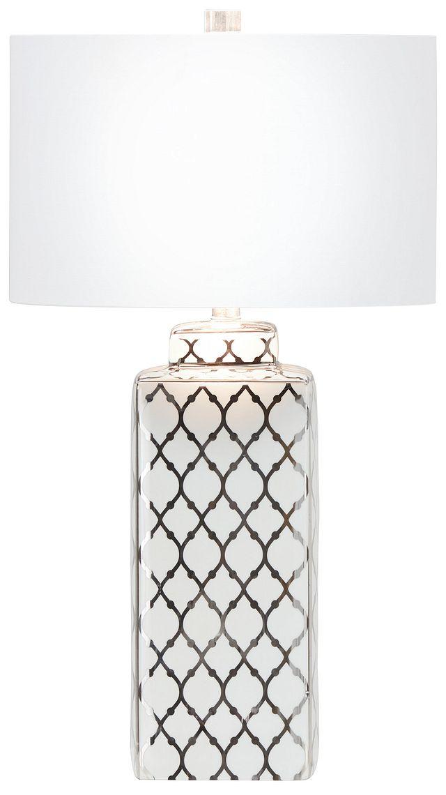 Sydney Silver Table Lamp (1)