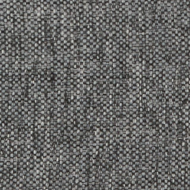 Asheville Gray Fabric Square Accent Pillow (1)