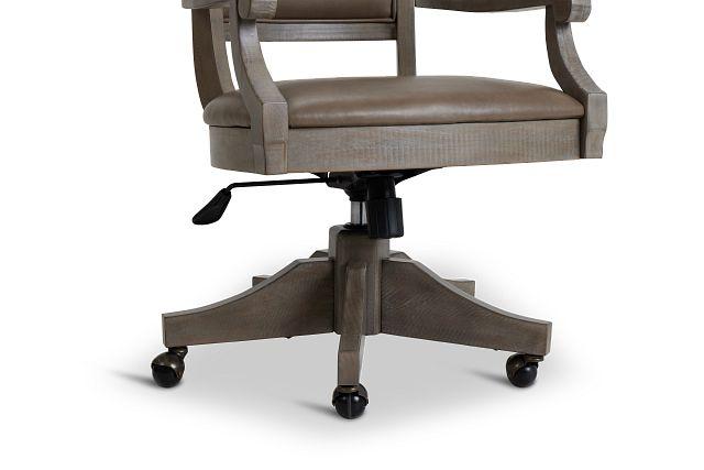 Sonoma Light Tone Swivel Desk Chair