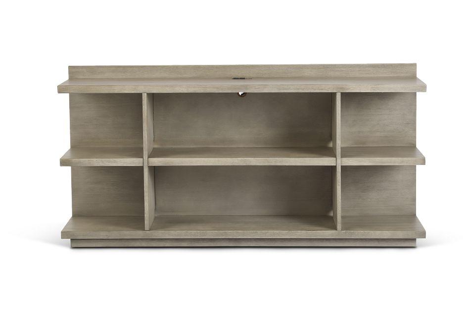 Vista Light Tone Small Bookcase,  (1)
