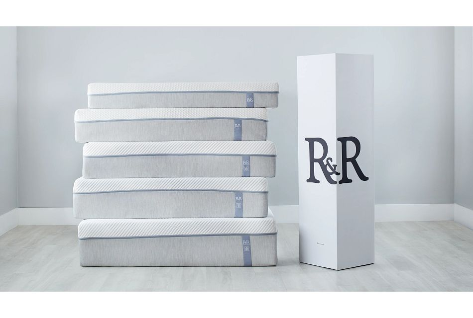 "Rest & Renew Memory Foam 8""  Mattress"