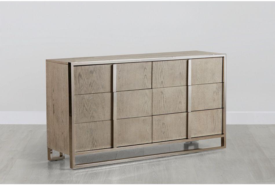 Tribeca Light Tone Dresser