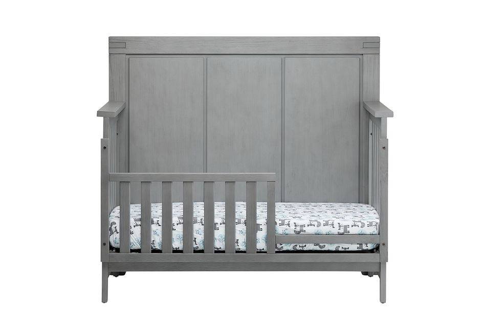 Piermont Gray Toddler Bed