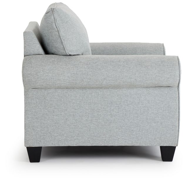 Meadow Light Blue Fabric Chair (2)