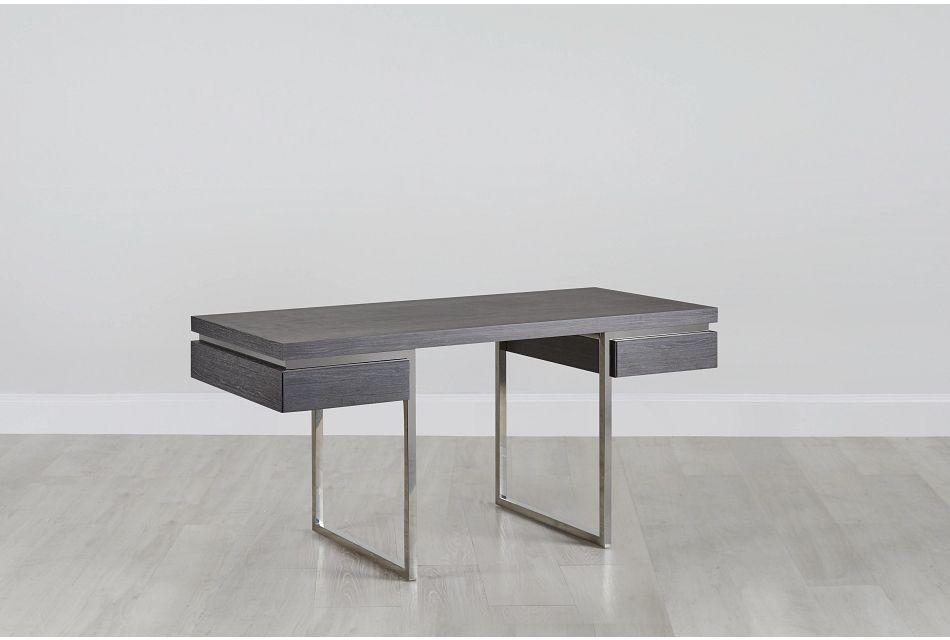 Vancouver Dark Gray   Desk