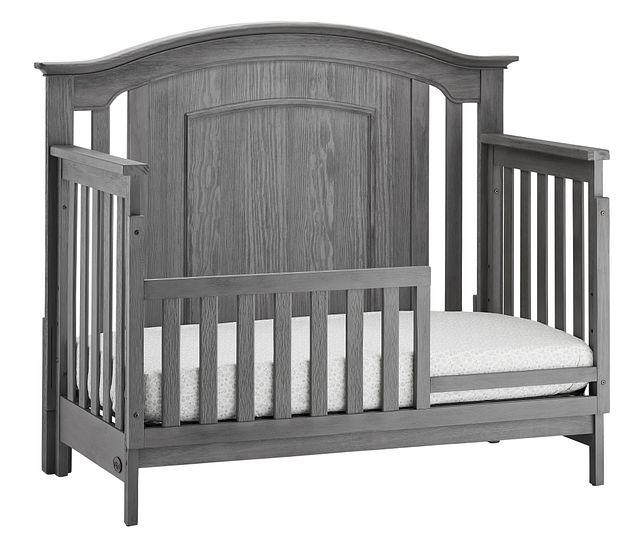 Willowbrook Gray Toddler Bed (0)