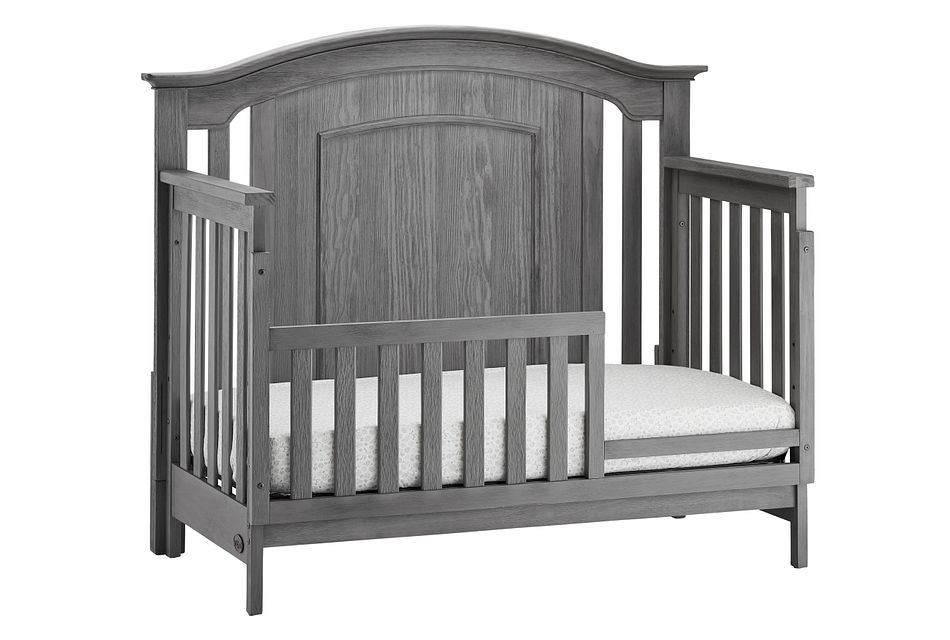 Willowbrook Gray Toddler Bed