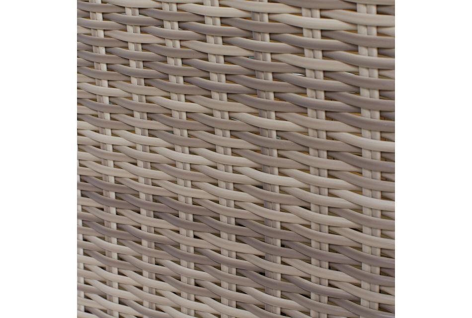 Raleigh Gray Woven Sofa