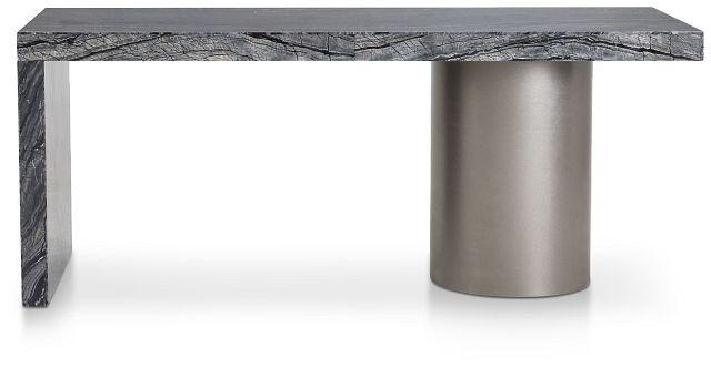 Linea Black Marble Desk (1)
