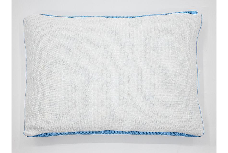 Rest & Renew Premium Cool   Stomach Sleeper Pillow