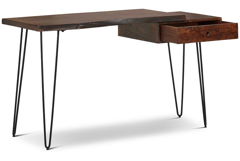 Nature Edge Dark Tone Desk,  (3)