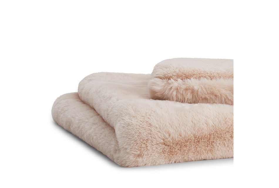 Kaycee Light Pink   Throw