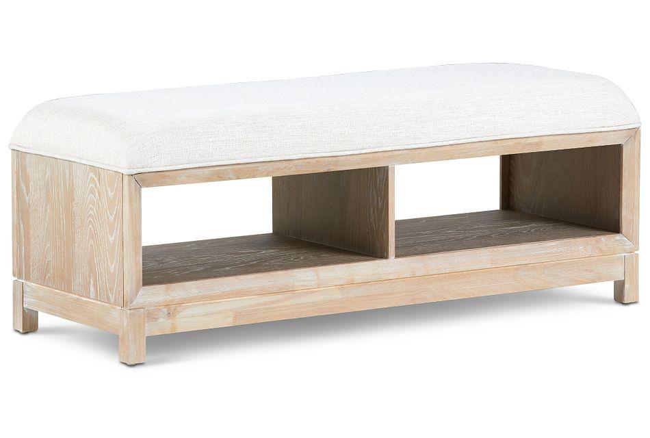 Boca Grande Two-tone   Bench,  (1)