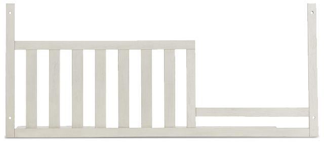 Ashton Ivory Toddler Guard Rail