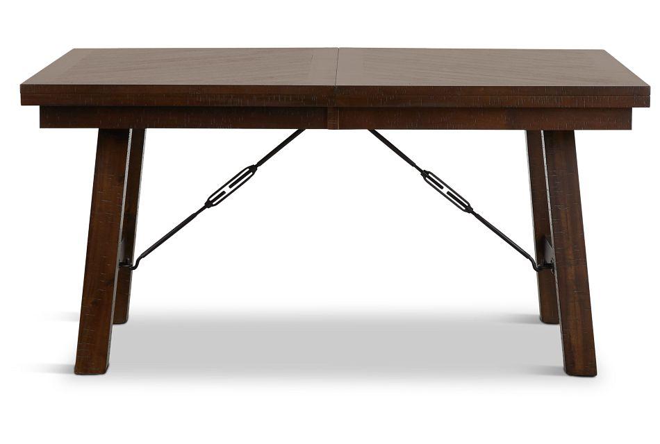 Jax Dark Tone Rectangular Table,  (1)