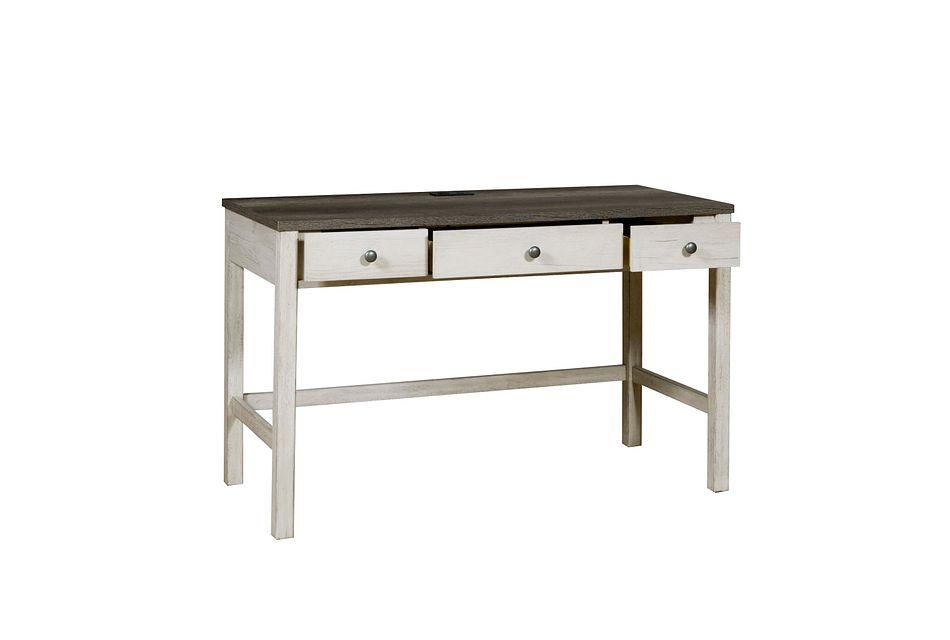 Casper Light Tone  Desk,  (2)