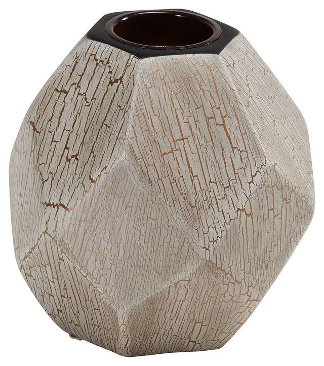 Emma White Vase (1)