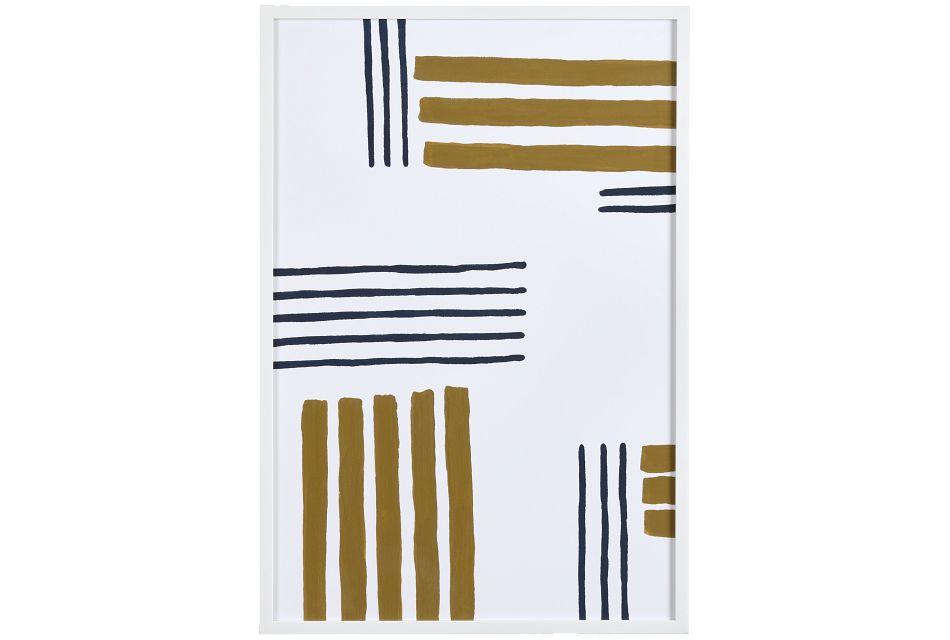 Slater Beige Framed Wall Art,  (0)