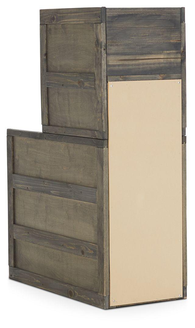 Cinnamon Gray Stairway Chest (3)