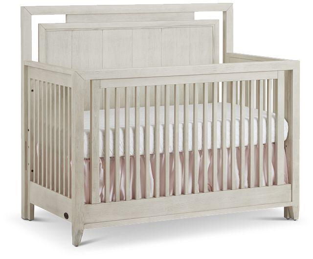 Ashton Ivory 4-in-1 Crib (1)