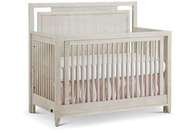 Ashton Ivory 4-in-1 Crib