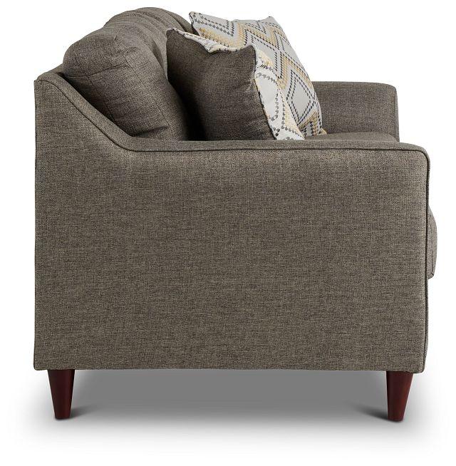 Jensen Dark Gray Fabric Sofa (3)