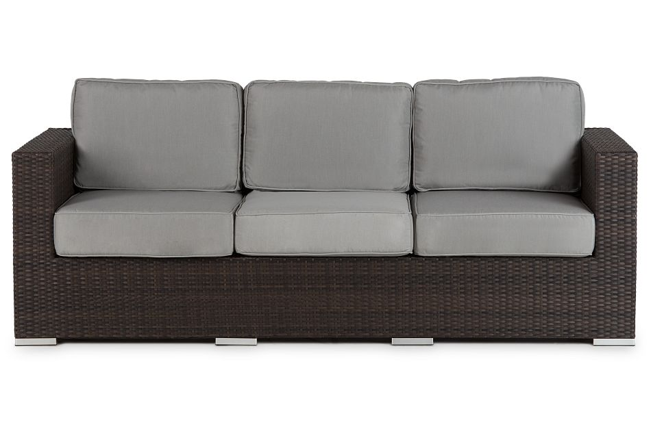 Fina Gray Sofa,  (0)