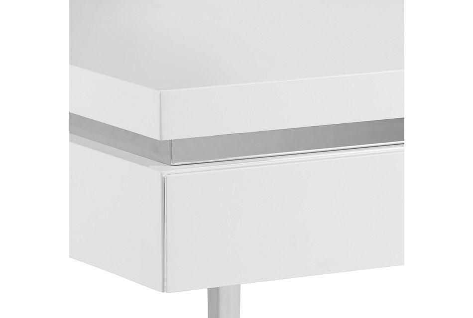Vancouver White Desk