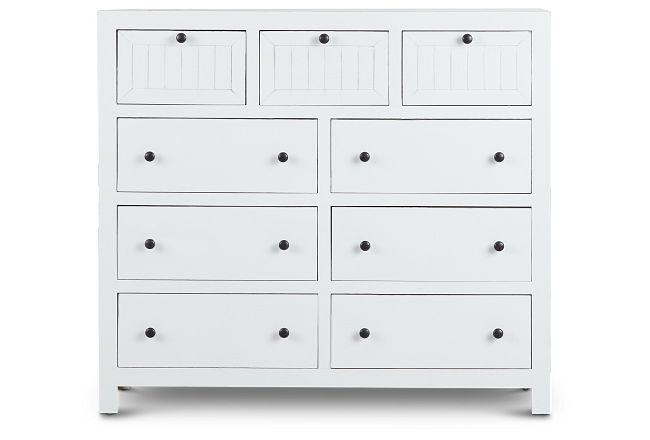 Elmhurst White Dresser