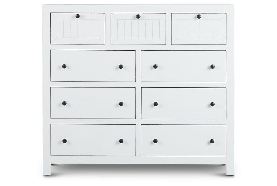 Elmhurst White Dresser,  (1)
