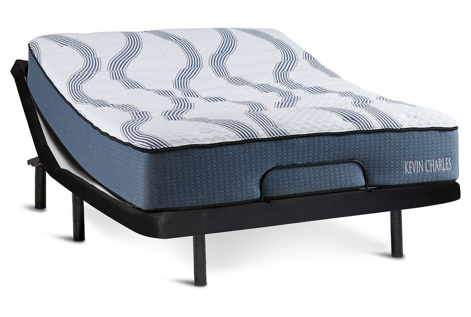 Kevin Charles Melbourne Cushion Firm   Bronze Adjustable Mattress Set